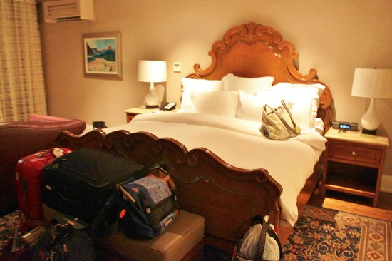 L'Auberge de Sedona: Comfy bed