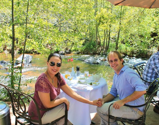 L'Auberge de Sedona: Best brunch ever