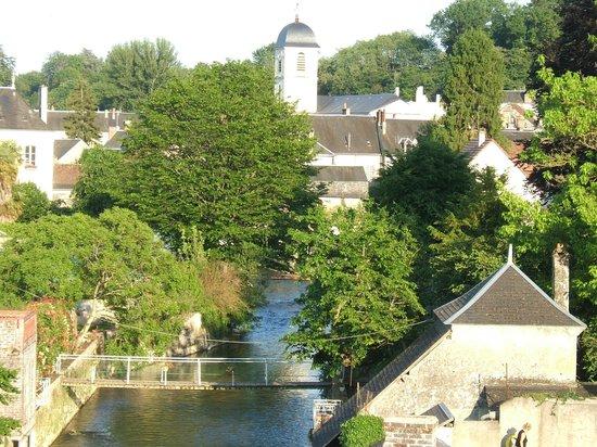 Barrage Sur Le Loir Photo De La Chartre Sur Le Loir