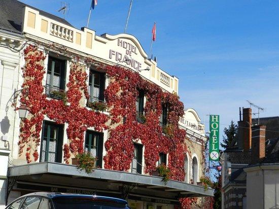 Hotel de france photo de la chartre sur le loir sarthe tripadvisor - La chartres sur le loir ...
