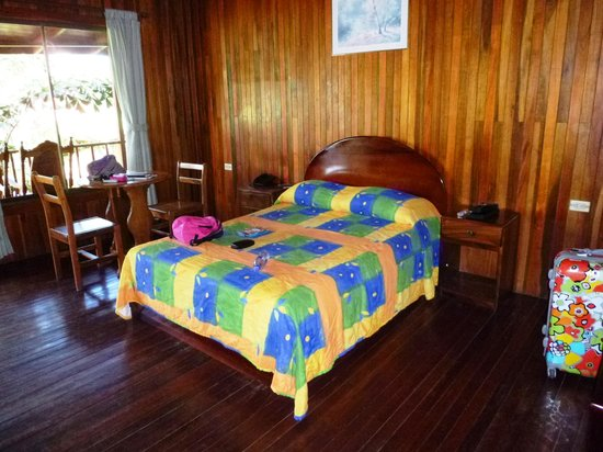 Arenal Hostel Resort : My room