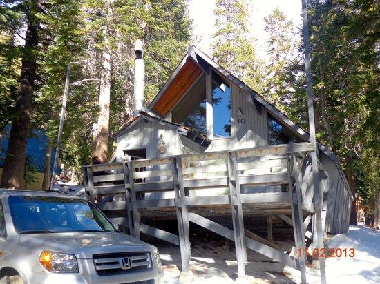 Mammoth Mountain Chalets: Cabin 10