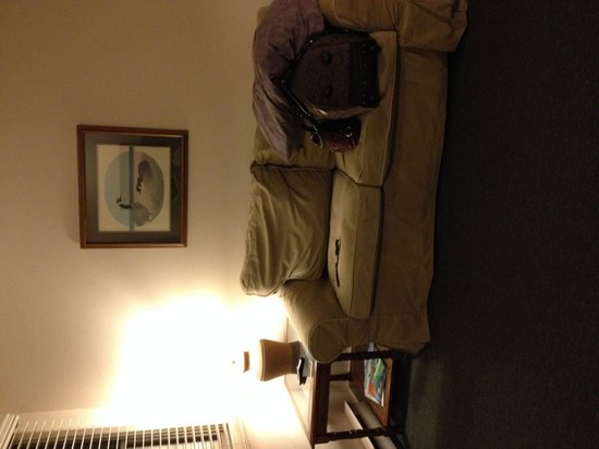 Traverse Bay Inn: Comfy couch