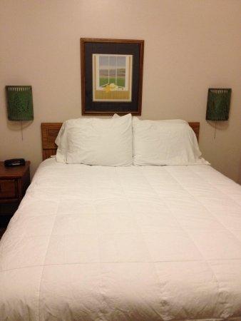 Traverse Bay Inn: Comfy bed!!