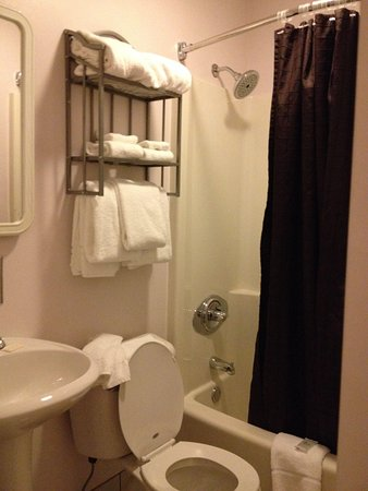 Traverse Bay Inn: Nicely appointed bath