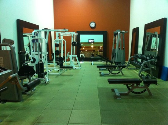 DoubleTree Resort by Hilton Paradise Valley - Scottsdale: great gym equipment