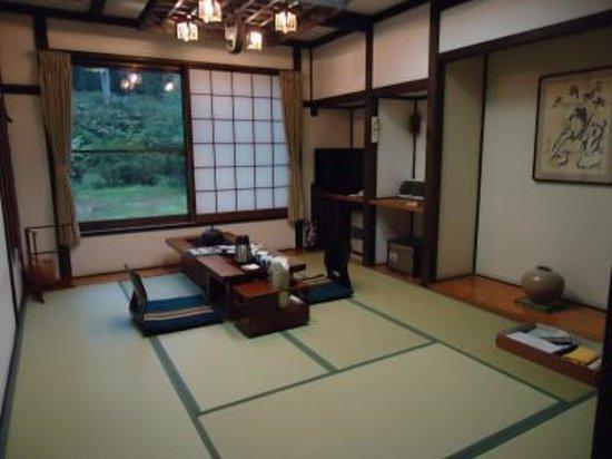 Yamano Hotel: 客室