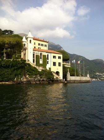 Taxi Boat Varenna - Day Tours: The view