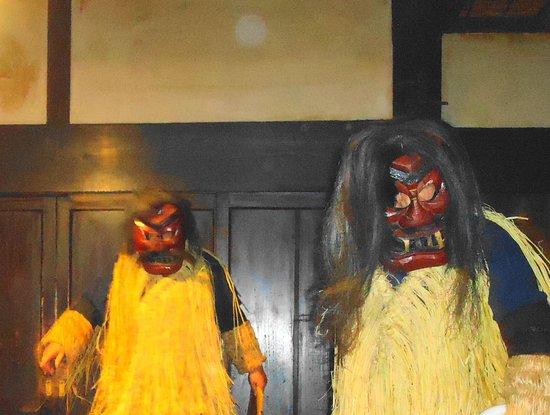 ナマハゲ - Picture of Ogashinzan Traditional Museum, Oga - TripAdvisor