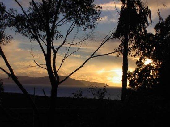 Marion Bay, Australia: sunrise