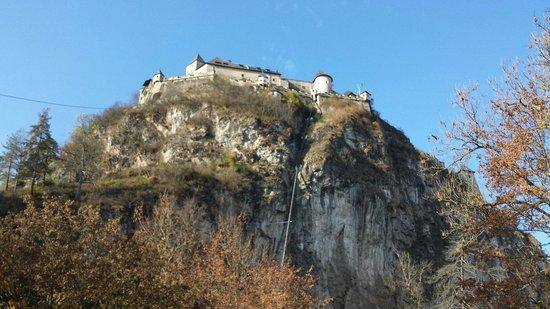 Hochosterwitz Castle (Burg Hochosterwitz): Castello da favola
