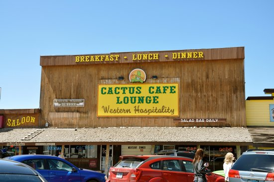 Cactus Cafe & Lounge: Cactus Cafe