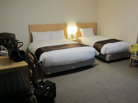 Tower Hill Hotel: Triple room