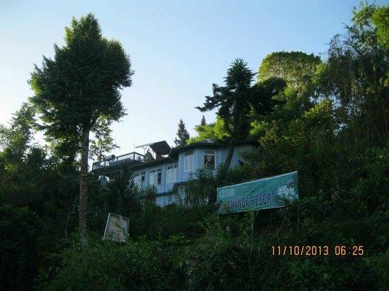 Alkananda Resort: The resort