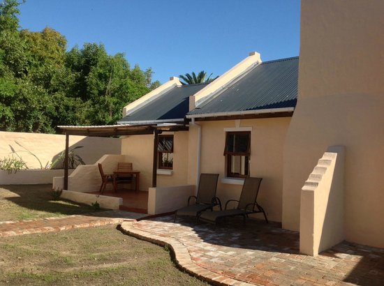 De Leeuwenhof Hotel/Guesthouse: the luxury cottages in the orchard