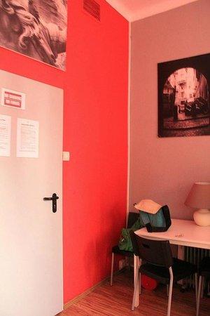 New World St. Hostel : 4 Dorm - Rome
