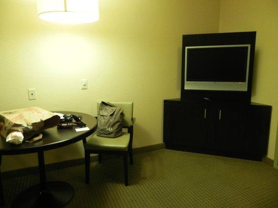 Radisson Suites Hotel Anaheim - Buena Park: Un angolo del soggiorno