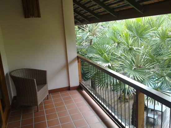 VC@Suanpaak Hotel & Serviced Apartment : Balcony