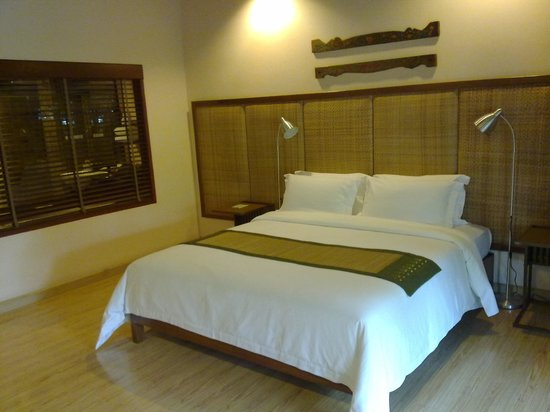 VC@Suanpaak Hotel & Serviced Apartment: Room - comfy bed