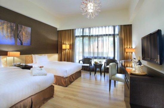 Lealea Garden Hotels-Sun Moon Lake-Moon