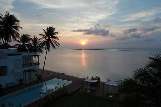 Villa Nalinnadda : sweet and quiet hotel