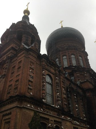 Church of St. Sophia - Picture of Saint Sophia Cathedral ...