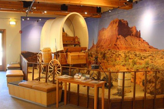 La Quinta Museum: Sights inside the museum