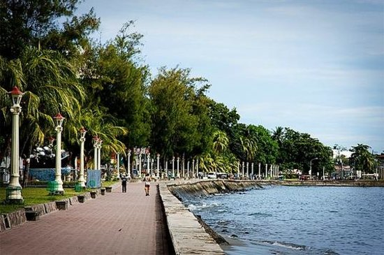 beautiful Rizal Boulevard
