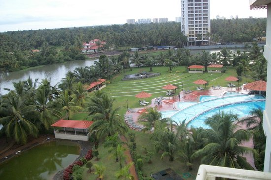 Le Meridien Kochi: View from the top