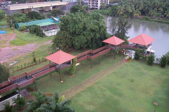 Le Meridien Kochi: View from Terrace