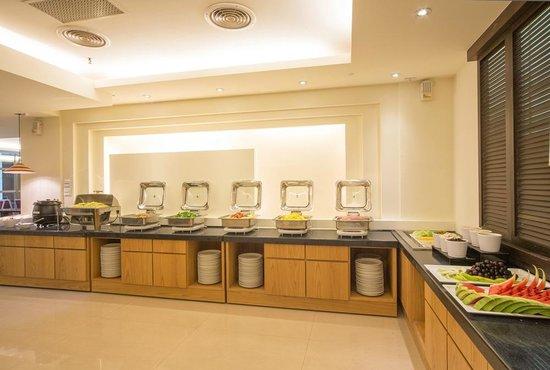 The Richforest Hotel - Kaohsiung: Brakfast Room