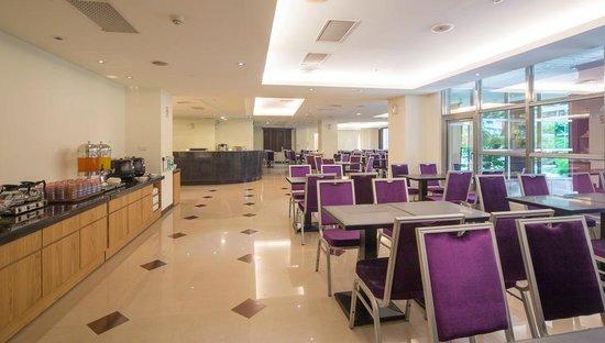 The Richforest Hotel - Kaohsiung: Breakfast Room