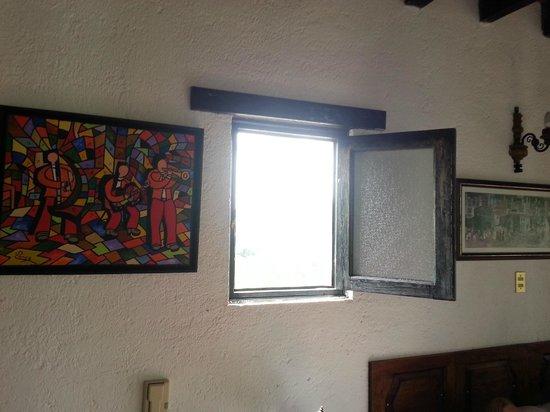 Hotel Villa Oaxaca: from my room