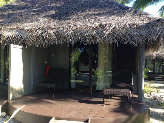 Hotel Maitai Rangiroa: Garden bungalow