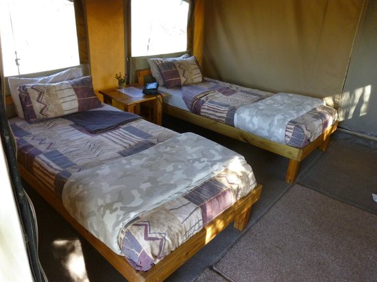 Drakenstein Lion Park: Beds