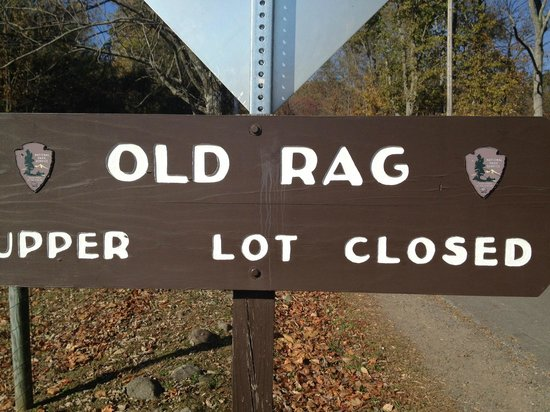 Old Rag Mountain Hike: Lower lot adds extra 1.5 mi to hike