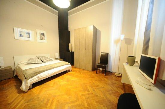 Le Muse Bed and Breakfast: camera da letto