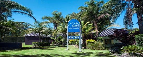 Coffs Motel & Villas: Motel Frontage
