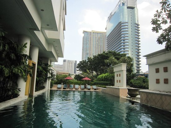 Grande Centre Point Hotel Ploenchit: プール
