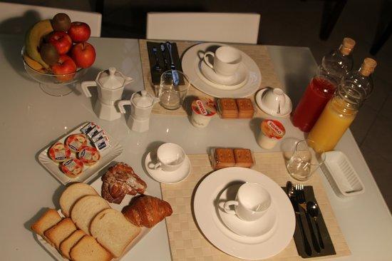 Le Muse Bed and Breakfast: colazione