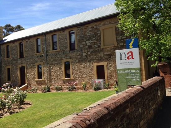 Enjoy Adelaide: Hahndorf Academy