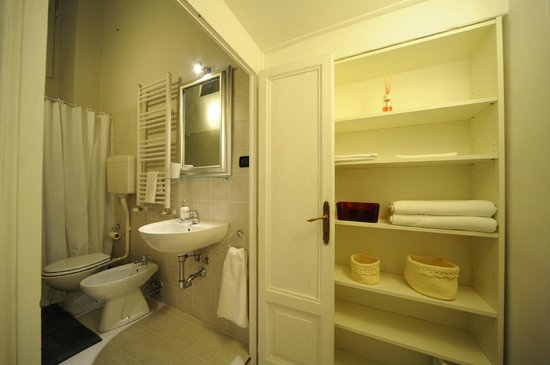 Le Muse Bed and Breakfast: bagno