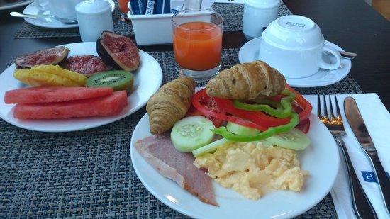 H10 Punta Negra Boutique Hotel: Завтрак