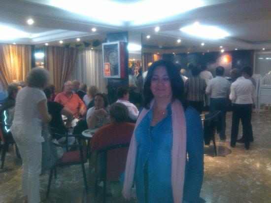 HSM Don Juan: el lobby