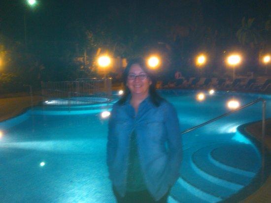 HSM Don Juan: la piscina