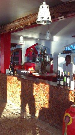 Nungwi Paradise Beach Bungalows : Paradise Bar