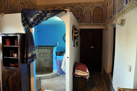 Dar el Bali : en-suite bathroom