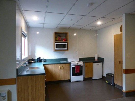 Amross Court Motor Lodge: 2 bedroom kitchen