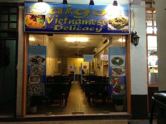 Saigon Vietnamese Delicacy: SVD7