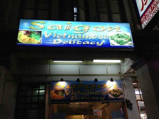 Saigon Vietnamese Delicacy: SVD12